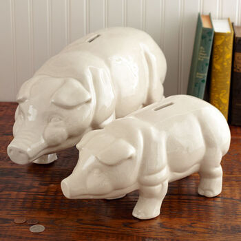 Wilbur Piggy Banks