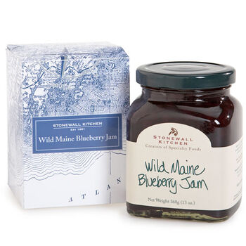 Down East Wild Maine Blueberry Jam Gift Box