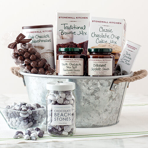 Stonewall kitchen savory gift basket gift ftempo Gifts for kitchen lovers