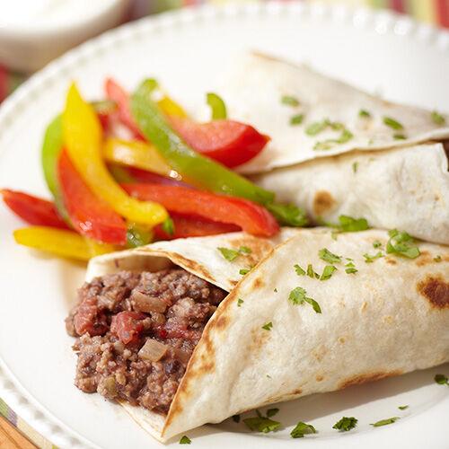 Beefy Bean Burritos Stonewall Kitchen