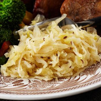 Warm Sauerkraut