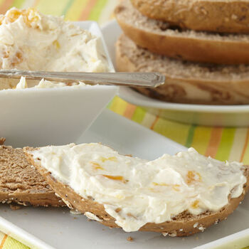 Peach Amaretto Cream Cheese Spread