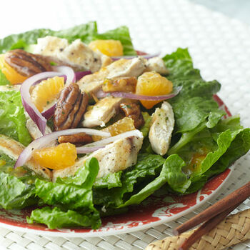 Tangerine Chicken Salad