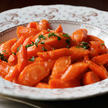 Candied Baby Bellini Carrots