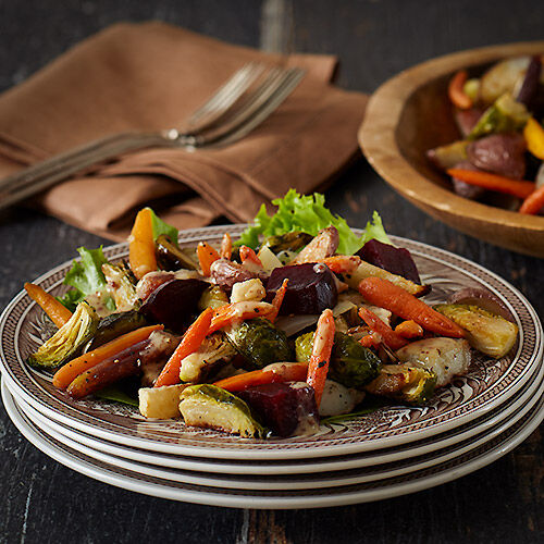 Hearty Vegetable Salad