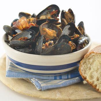 Sautéed Prince Edward Island Mussels