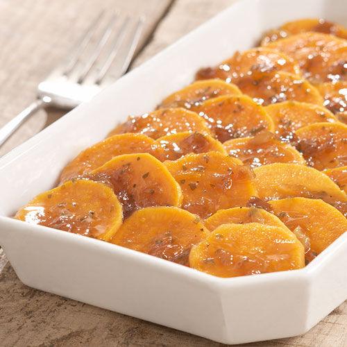 Glazed Sweet Potato Slices Stonewall Kitchen