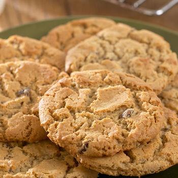 Fig & Walnut Butter Cookies