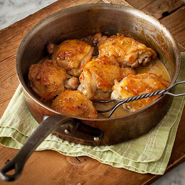 Spiced Orange Marmalade Chicken