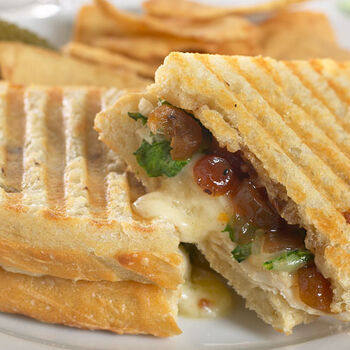 Turkey Grilled Cheese Sandwich