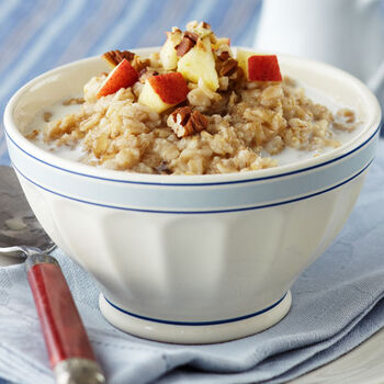 Cinnamon Apple Oatmeal