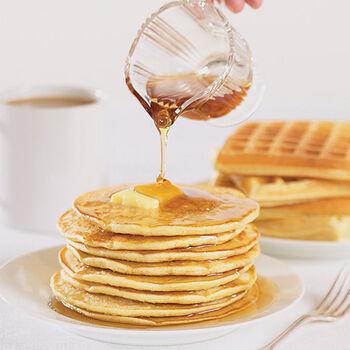 Pancakes & Waffle Mixes