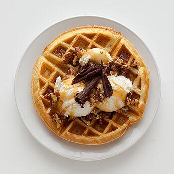 Dessert Waffles