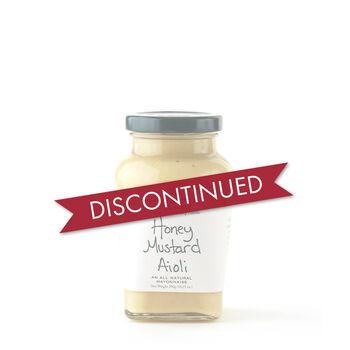 Honey Mustard Aioli