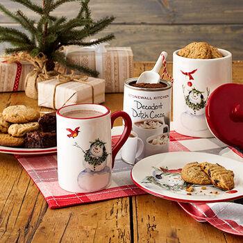 Seasonal Decor & Tableware