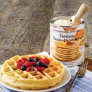 Pancakes & Syrups