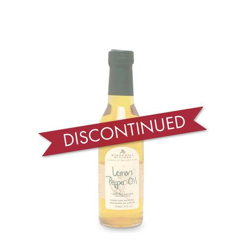 Lemon Pepper Oil