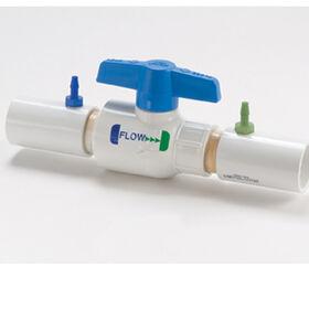 "3/4"" Ball Valve Slip Coupling Connector for EZ-Flow Fertilizer Injector System Hose Accessories"