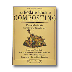 The Rodale Book of Composting Books