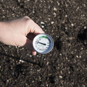 Compost Thermometer Composting