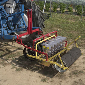 Jang JH3 3-Point Lift Hitch Kit - for JP-3 Seeder