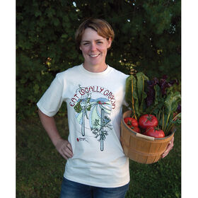 Local Food T-Shirt - XXL Shirts