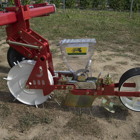 Jang JPH-U Single-Row Toolbar Mounted Seeder - Seeder unit only.