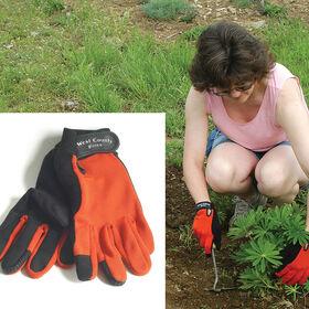 Gardening Gloves - Women's Brick M Gloves