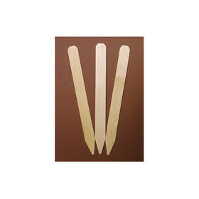 Wooden Garden Labels - Box of 100 (Natural)