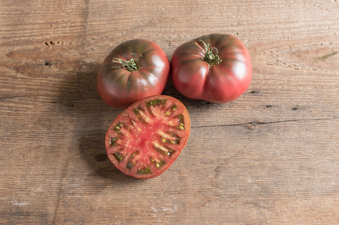 black krim organic tomato seed johnny 39 s selected seeds. Black Bedroom Furniture Sets. Home Design Ideas